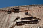 甘肅張掖馬蹄寺