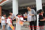 表彰激發干勁 榜樣催生力量:寧陵縣第三實驗小學舉行期中考試表彰大會