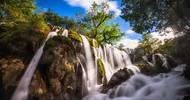 """除了""""水瀑"""",还有""""冰瀑"""",中国的瀑布有多美?"""