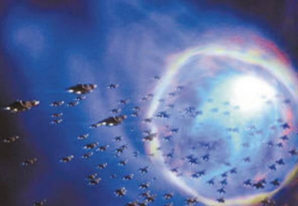 宇宙为何在零下270.42摄氏度 炽热恒星是摆设 科学家 还会降低