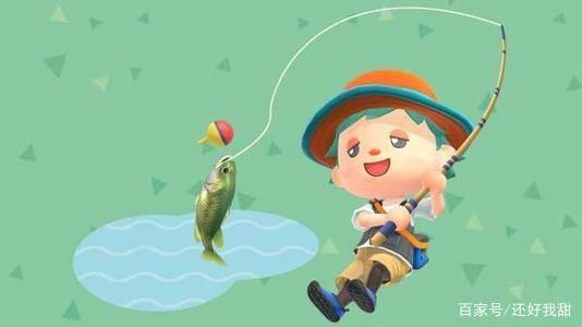 钓鱼甩竿全过程图解