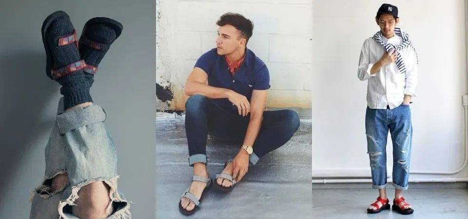 夏日舒适凉鞋的穿搭指南,学会5个搭配技巧也能穿出时髦感