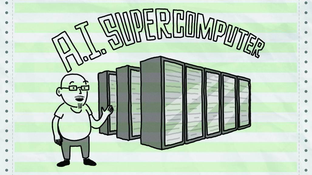 微软强大的超级计算机将为Azure开发者增强人工智能