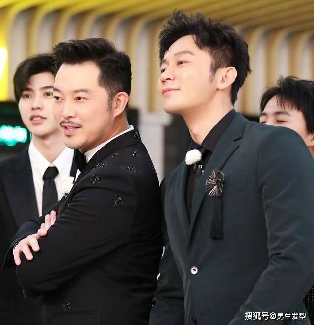 原创《奔跑吧》跑男发型大比拼,郑恺帅气,郭麒麟可爱,蔡徐坤显时尚