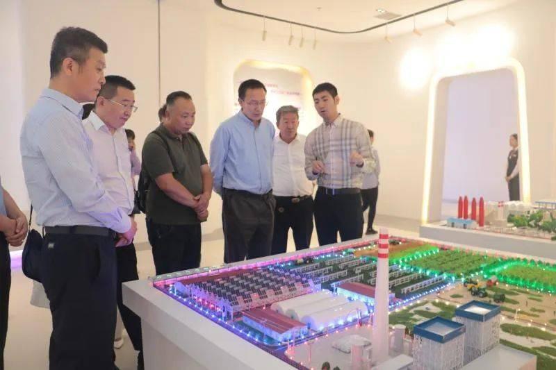 民革太原市委会人口资源环境委员会 开展助力山西能源革命专题调研