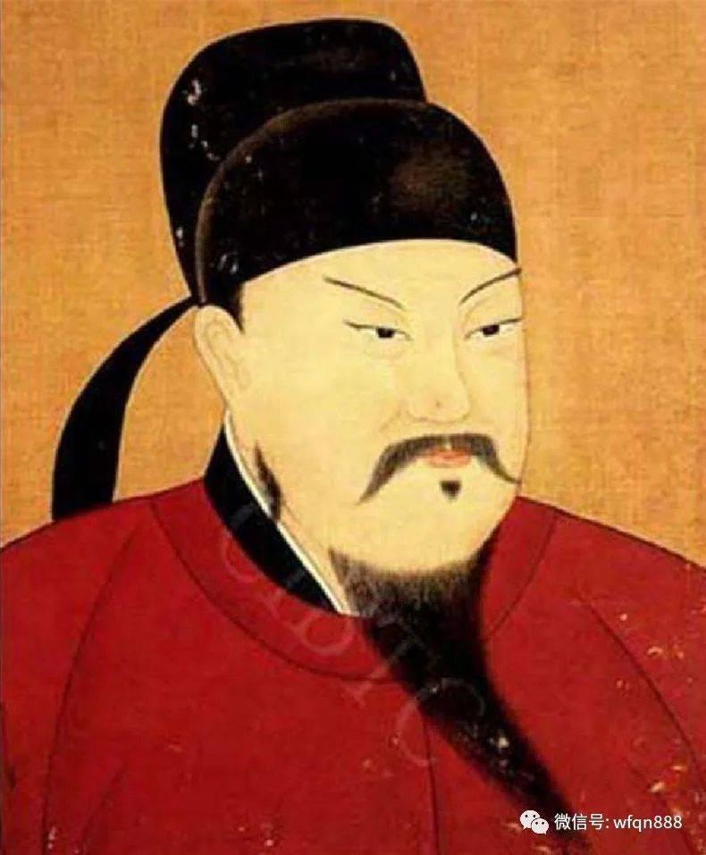 中国古代有位开国皇帝,打下数百年盛世江山,风头