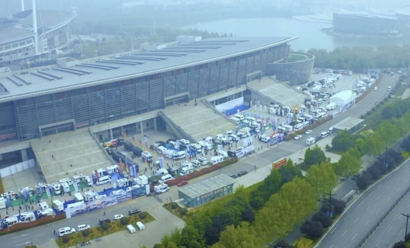 吕顺房车将带着新的2020 B型房车参加6.5洛阳车展
