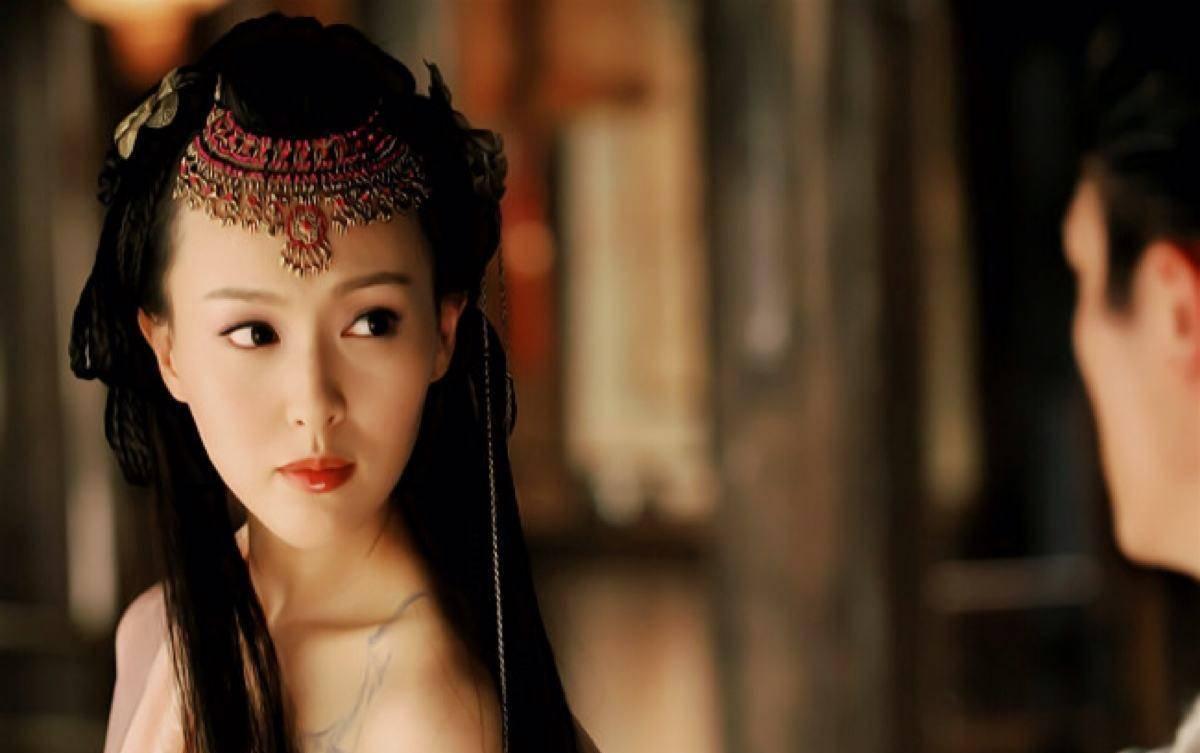 日本网友评选 中国新四大美女,审美观果然与众不同