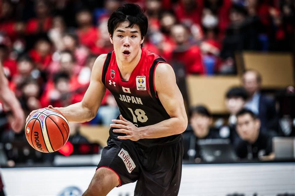 日本篮球新星继续冲击NBA 约旦传奇:天空才是他的极限