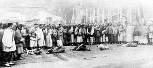 戊戌变法慈禧为什么只杀这六个人