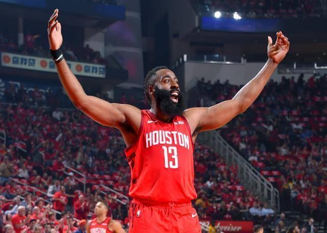 NBA官方发布最新排名:哈登未进前5