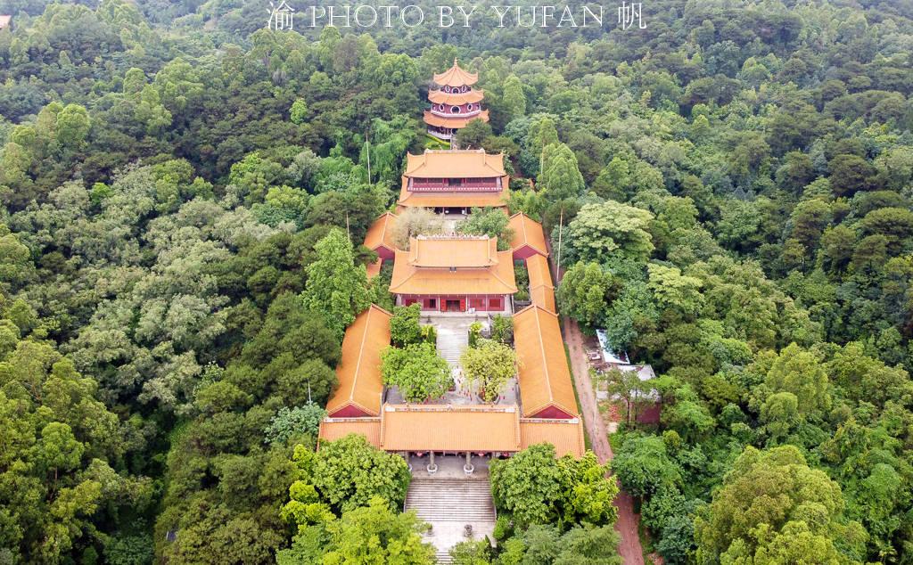 佛山原始森林藏着华南最大的孔圣园,最高建筑竟由赌王何鸿燊捐建