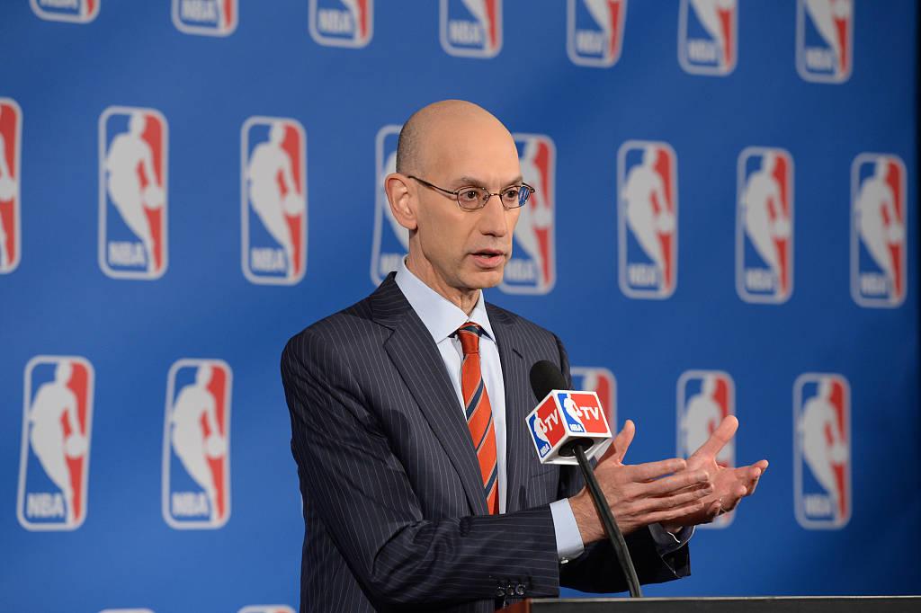周六NBA总裁提交复赛方案 下周董事会投票表决