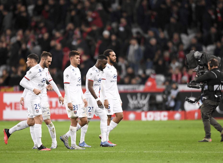 反了!里昂官方怒斥法甲联盟 要求法甲重新开赛