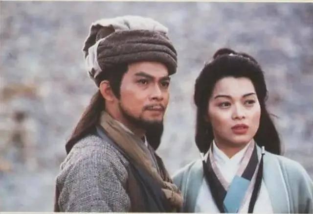 """黄芷晴""""靖哥哥""""老婆梁洁华去世 又有多少人能做到他的深情和坚持"""