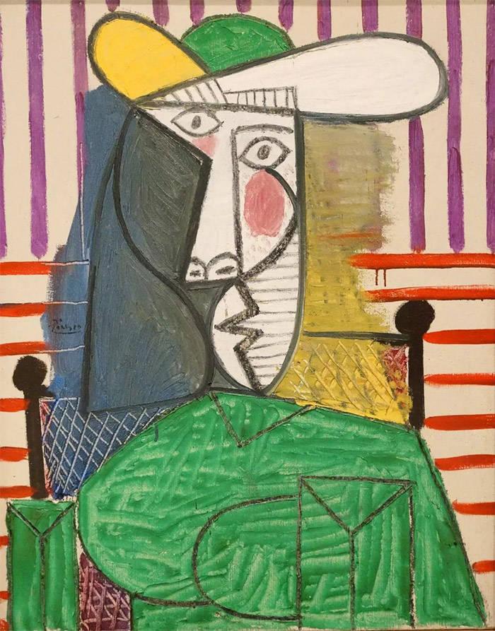 """[现代主义]看毕加索与英国的""""爱恨情仇"""",从名画被毁事件"""