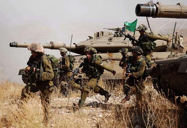 以色列拥有众多先进武器,军事排名却不如伊朗,其中暗藏玄机