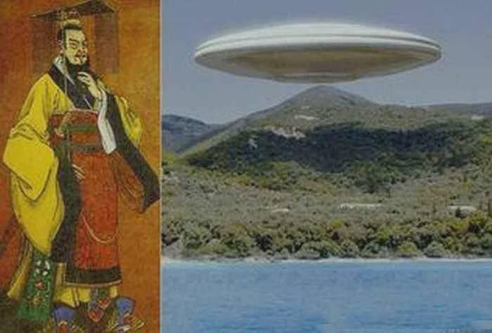 日本航班遭遇巨型UFO,美国先承认后否认,到底发生了什么