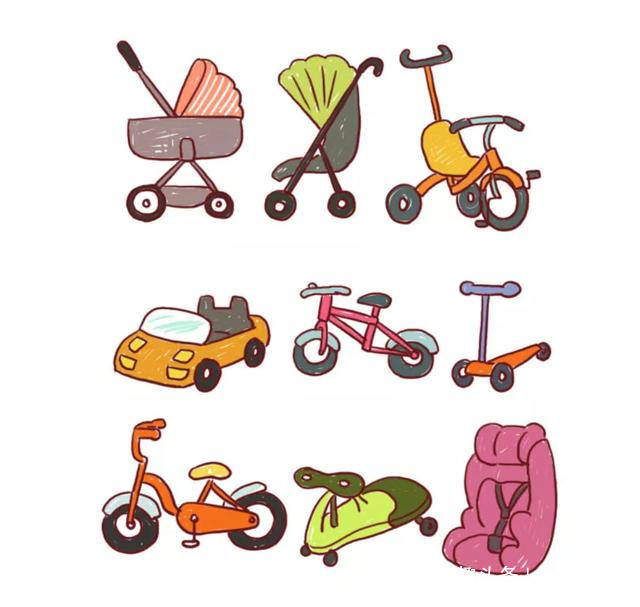 扭扭车、平衡车、滑板车,儿童车怎么选?其中