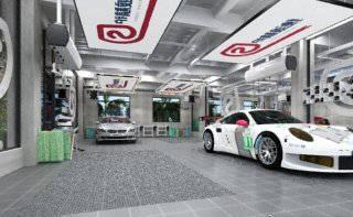 车库设计和装修如何在店内突出店铺特色