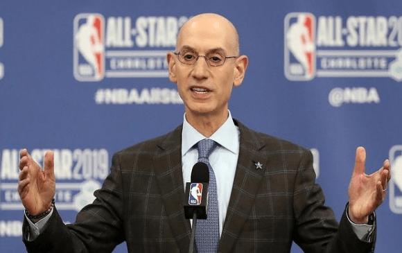 NBA宣布复赛日期,肖华再被喷,3支季后赛球队或遭殃
