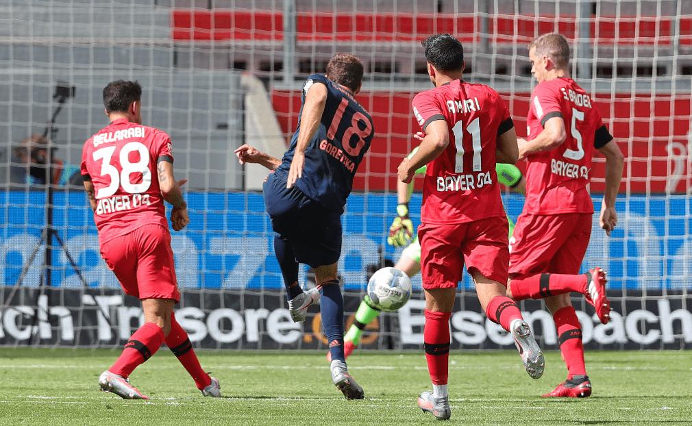 超神发挥场均造一球!德国铁腰复赛坐稳拜仁主力