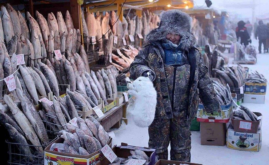 最寒冷的村子:比北极还冷,村民不吃蔬菜,个个都长寿