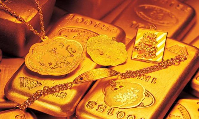 黄金价格最新走势 今日黄金价回收价格是多少?