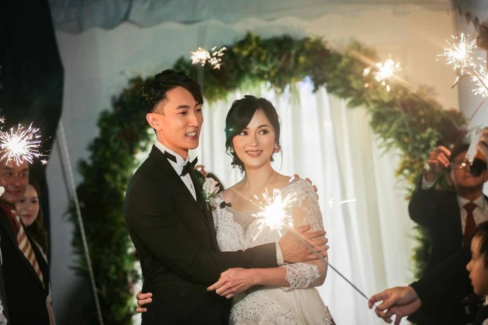 《婚前21天》 吴尊林丽吟婚礼天注定的缘分!