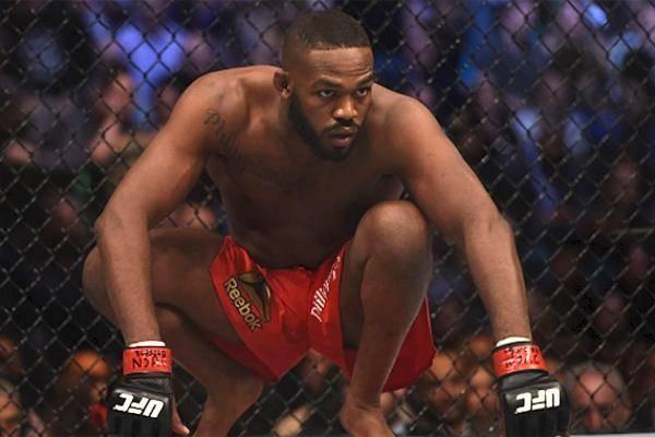 UFC巨星骨头琼斯绝望了