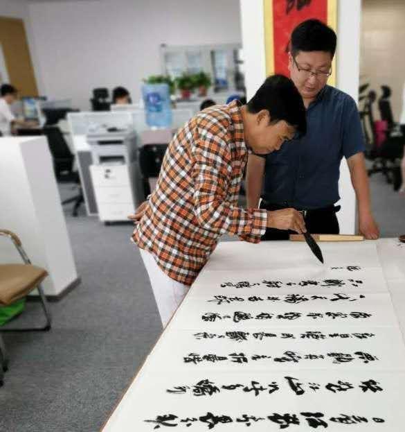 中国好人汪太银爱心助力二冶企业