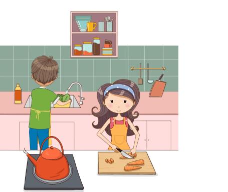 3岁男孩干起活来样样拿手,那个从小做家务的孩子,赢在哪里?