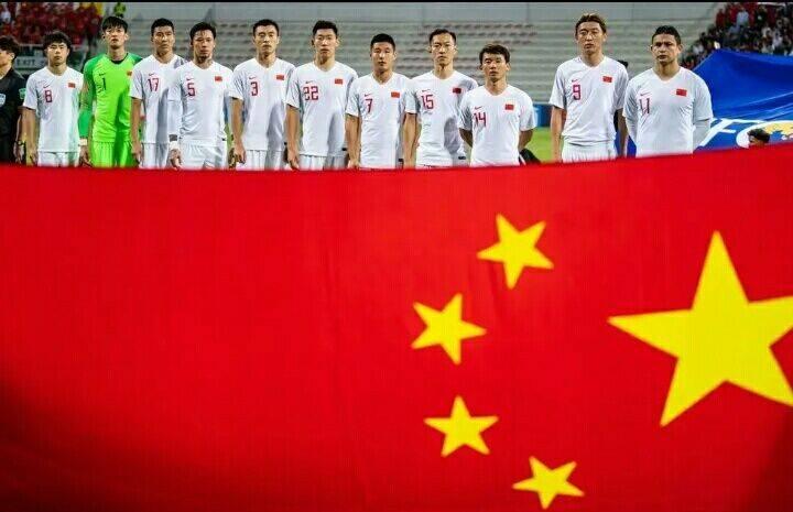 世界排名距中国只低18位,40强赛5场不败小组第1