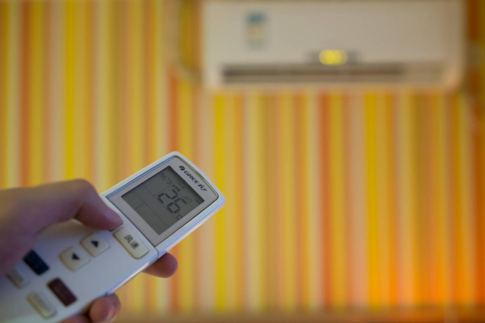 空调制热图标