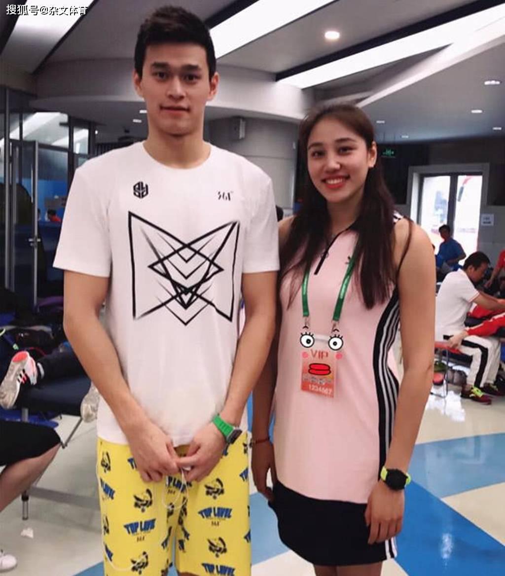 身高1米8的游泳女选手!公开支持孙杨,选择进娱乐圈有原因