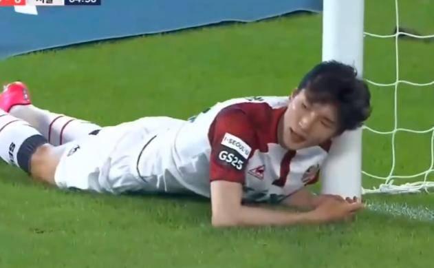 原创             1 - 4后0 - 6,韩国5冠王3连败狂丢11球,中超国安亚冠出线格局有变?