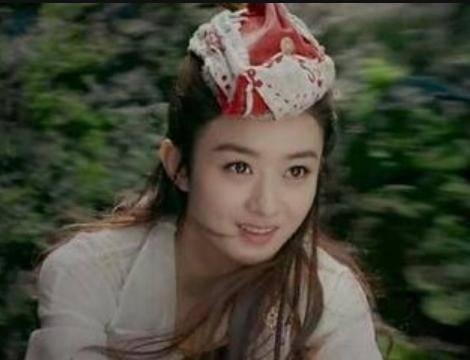 『古装』除了她的帽子丑,个个都美成仙女!,戴帽子古装美人