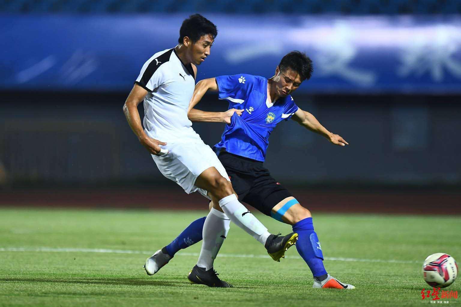 四川优必选混血新援目标中超 职业生涯从踢野球起步