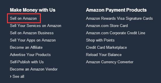 干货!最全亚马逊卖家账号注册详细流程