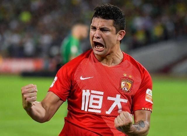 原创             广州恒大队史进球排行榜,两大归化球员在列,梅西搭档上榜