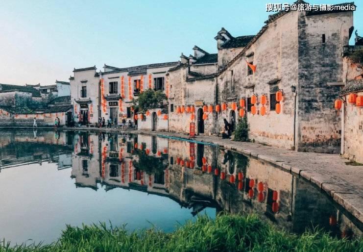 奇特的牛形古村,历经千年仍保持原样!还被称为中国画里的村庄