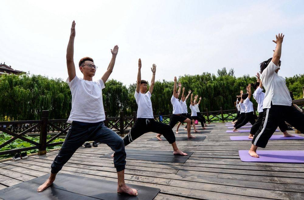 """瑜伽健身机构乱象调查:只要交钱 培训四天就""""变""""教练"""