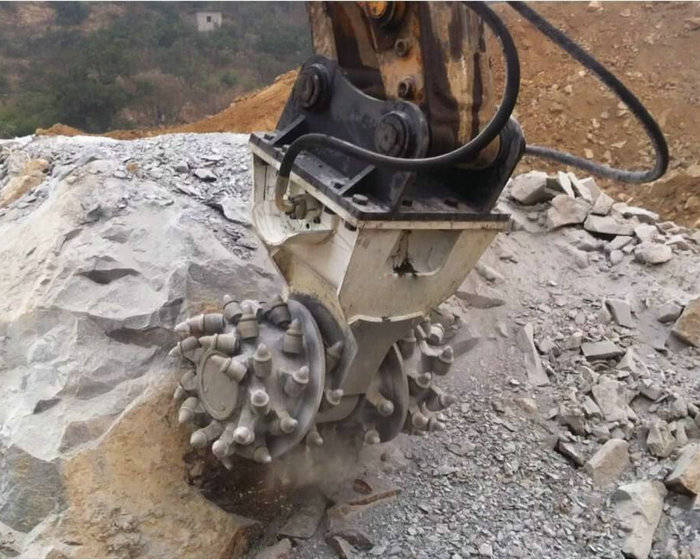 产品推荐|130挖掘机铣床,13吨挖掘机铣头