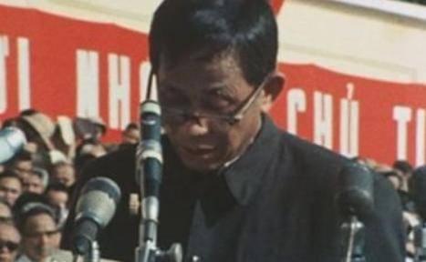 """穷兵黩武的越南领导人黎笋,自认越南是""""世界第"""