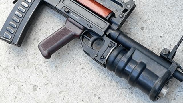 """俄罗斯""""雷电""""步枪, 让世人惊艳的""""艺术品""""枪械, 巷战中的利器!"""