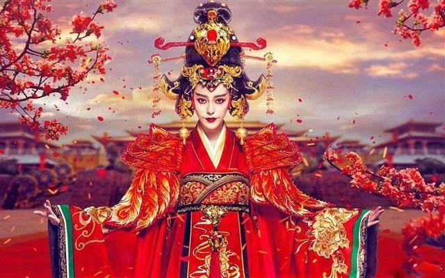 媚娘原创女_武媚娘从尼姑变成女皇,两年的尼姑之路,凭借一首诗竟然成功 ...