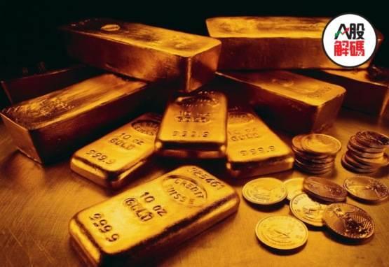 原创国际金价创7年多来收盘新高A股黄金股再显普涨之势