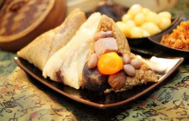 """吃""""粽子"""",怎样吃身体不遭罪?三种人该离粽子远点,有你吗? 减脂食谱 第4张"""