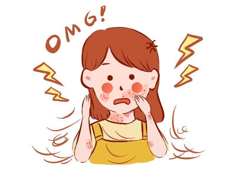 """肠内有""""毒,""""脸先知?提醒:脸上3个迹象明显,提示该排肠毒了 营养补剂 第3张"""
