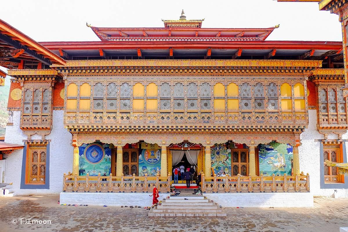 它是不丹王国最美的宗堡,国王大婚在这里举行!